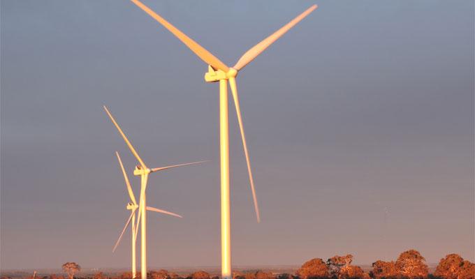 Tilt Renewables' Salt Creek Wind Farm