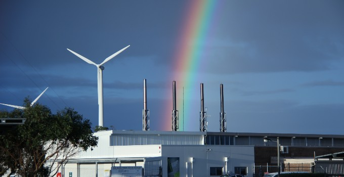 Flinders Island Hybrid Energy Hub.